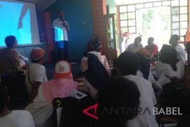 BUMN Hadir - IPC dan Antara bekali siswa Sulawesi Tengah ilmu jurnalistik