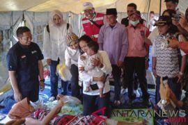 Rini apresiasi BUMN tanggap bantu gempa Lombok