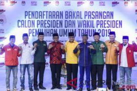 Sekjen Partai Pengusung Jokowi ke KPU