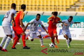 Sepak Bola China vs Timor Leste