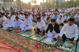 Pemkot Pangkalpinang Shalat Idul Adha bersama masyarakat