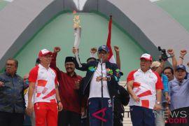 Torch Relay Asian Games 2018 Di DPR