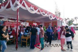 Ratusan pelaku usaha ikuti Festival UMKM 2018 di Pangkalpinang