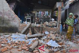 Gempa susulan masih melanda Lombok