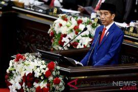 Presiden kenakan busana Aceh dalam perayaan HUT RI