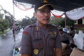 Kapolres: tidak ada kerawanan pemilu di Bangka Tengah