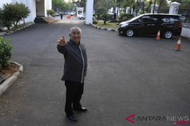 Din Syamsuddin menemui Presiden Jokowi