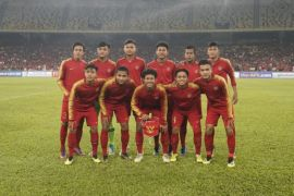 Indonesia hadapi Australia di perempat final Piala AFC U-16