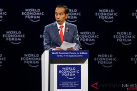 Presiden Jokowi di World Economic Forum