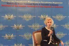 Dubes Rusia jadi pembicara di Sidang Umum ICW ke-35 di Yogyakarta