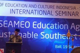 Mendikbud berharap SEAMEO atasi ketimpangan pendidikan