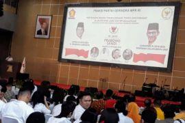 Prabowo: Ramah tamah BPN Prabowo-Sandiaga gunakan