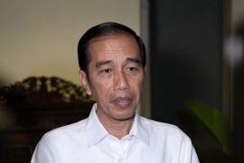 Presiden Jokowi sampaikan selamat HUT LKBN Antara