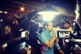 Sandiaga Uno tinjau pasar Desa Bojongkulur Bogor