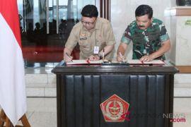 TNI-Kemendagri teken MoU optimalisasi sumber daya