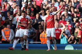 Tundukkan Watford, Arsenal lanjutkan tren positif