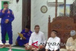 Satpolair Bangka ajak jamaah masjid tetap jaga persatuan
