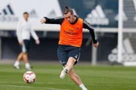 Gareth Bale kembali berlatih bersama Real Madrid