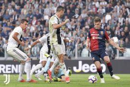 Genoa akhiri start sempurna Juventus