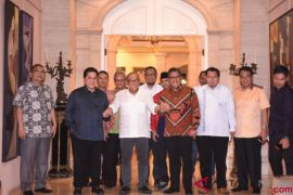 Golkar yakin ARB solid dukung Jokowi-Ma'ruf