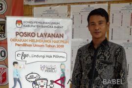 KPU: 10.674 pemilih Bangka Barat belum rekam KTP-e