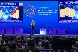IMF-WB - Presiden Jokowi: Gelombang inovasi harus disikapi dengan regulasi yang ramah
