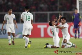 Timnas U-19 Indonesia siapkan lima eksekutor tendangan bebas
