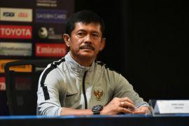 Timnas Indonesia terus perkuat pertahanan untuk lawan Qatar