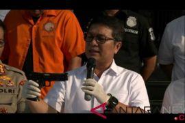 Polda Metro Jaya tetapkan dua tersangka terkait peluru nyasar ke DPR
