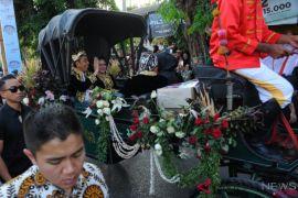 Presiden Jokowi buka Festival Keraton di Sumenep