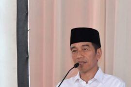 Presiden Jokowi: Alhamdulillah masuk daftar tokoh muslim berpengaruh dunia