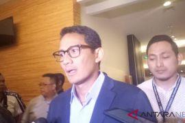 Sandiaga Uno: Lapangan kerja di Indonesia masuk kategori pesimistis