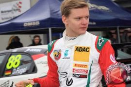 Mick, anak Michael Schumacher juara F3 Eropa