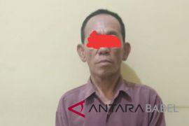 Polres Bangka Selatan amankan pengedar narkoba