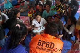 Pengungsi Korban Banjir Pasaman Barat