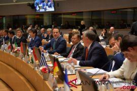 Wapres: Perkuat kerja sama Asia-Eropa untuk atasi terorisme