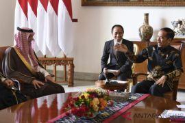 Presiden Jokowi Singgung Khashoggi Saat Bertemu Menlu Arab Saudi