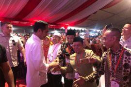 Presiden Jokowi minta dana kelurahan tak dihubungkan dengan agenda politik