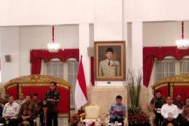 Presiden minta kementerian perhatikan manajemen penanganan bencana