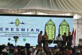 Presiden minta segera ada penerbangan dari Bandara APT Pranoto
