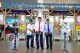 Sinergitas BUMN hadirkan  Produk UMKM di Bandara Depati Amir