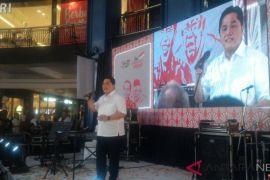 Relawan perempuan Jokowi-Ma'ruf diingatkan lakukan kampanye sehat