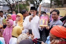 Sandiaga Uno: Lindungi lapangan kerja untuk putra putri Bangsa Indonesia