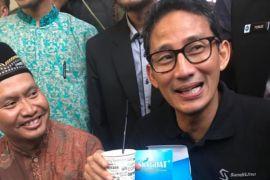 Sandiaga Uno silaturahim ke Yayasan Daarut Tauhid