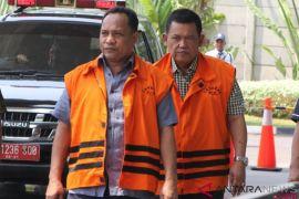 Pemeriksaan Tersangka Kasus Korupsi