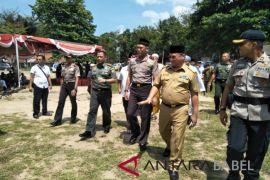Gubernur Babel harapkan TNI-Polri netral amankan pemilu