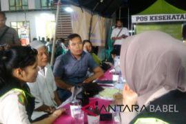 Keluarga korban datangi posko krisis center di Bandara Depati Amir Pangkalpinang