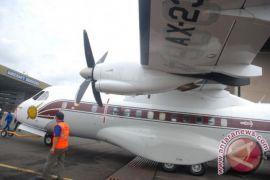 Dirgantara Indonesia boyong CN235 ke Paviliun Indonesia
