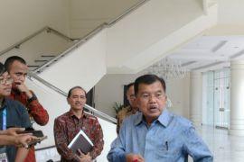 Wapres Jusuf Kalla minta tempat latihan PB Perbakin diawasi