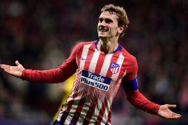Atletico Madrid hentikan laju tidak terkalahkan Dortmund